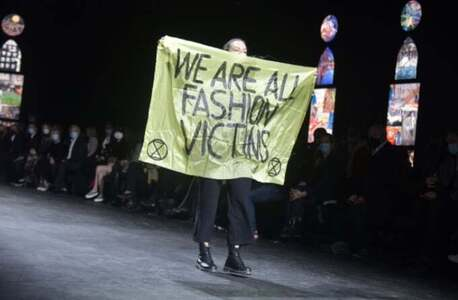 We are all fashion victims : défilé Dior