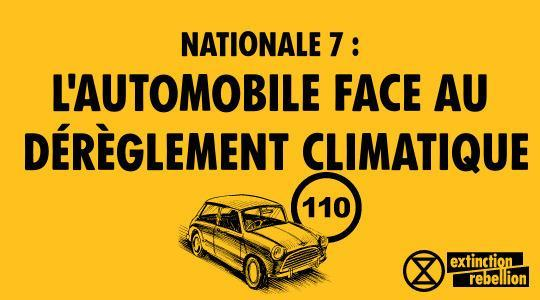 Nationale 7 : l'automobile face au défi du dérèglement climatique